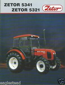 Zetor 5341