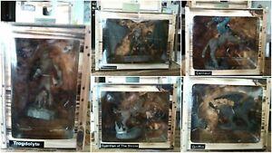"""X-Plus Ray Harryhausen Film Library: Centaur, Homonicus, Griffin & 2 more  (4"""")"""