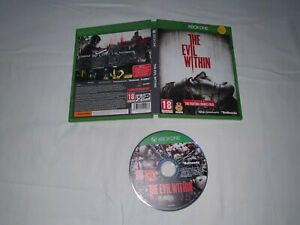 jeu xbox one xboxone microsoft d'occasion THE EVIL WITHIN