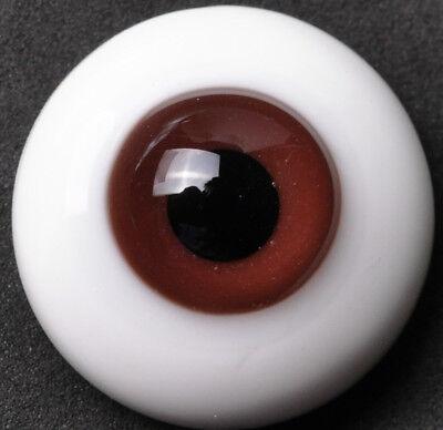 New 16mm Dark Brown Glass BJD Glass For DOD DZ AOD Volks Reborn 1//4 BJD Doll