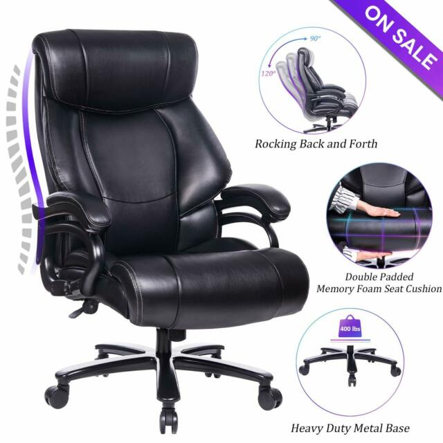 Bonded Leather Executive Office Chair