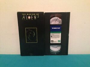The-making-of-alien-3-VHS-tape-amp-sleeve