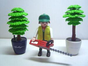 Playmobil Gärtner mit Heckenschere, 4485