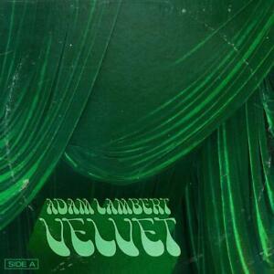 Adam-Lambert-Velvet-Side-A-Digipak-CD-NEW