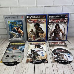 Prince of Persia (PAL) Sony Playstation 2 (ps2) Bundle komplett mit Handbüchern