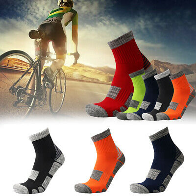 Men Women Outdoor Exercise Running Cycling Hiking Breathable Sports Casual Socks