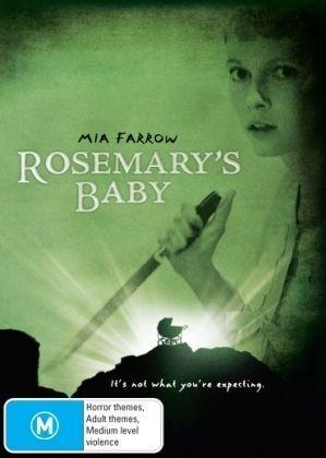 1 of 1 - Rosemary's Baby 1968 Mia Farrow DVD NEW Sealed R4