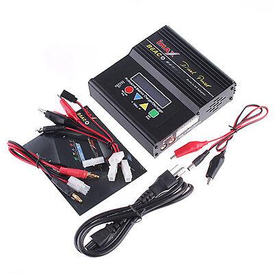Battery Charger Imax B6AC LiPo/Li-Ion/NiMH/Nicad/PB RC Balance Charger Black