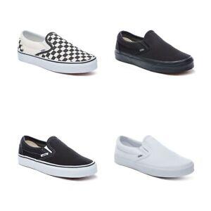 Authentic Vans Slip On Shoes Classic