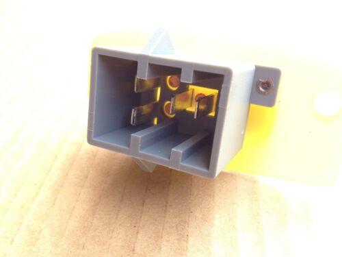 E7TZ19A706A New HVAC Blower Motor Resistor OEM# OEM# 4C2Z19A706BA E7HT19A706AA