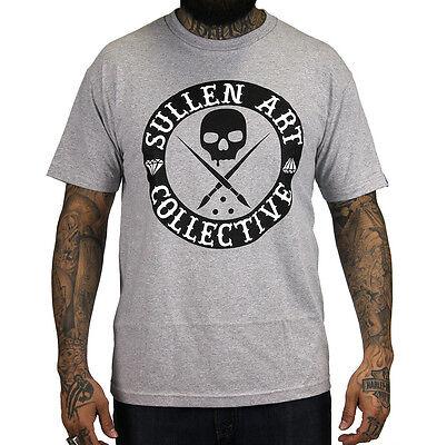Sullen Art Collective Clothing Damen T-Shirt Ever Badge Antique Tattoo