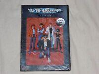 Yu Yu Hakusho Ghostfiles The Seven Vol. 21 Dvd Sealed Episodes 71 - 74 Uncut