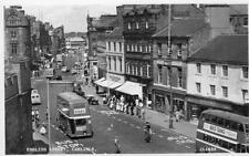 English Street Carlisle (B) Bus unused RP old pc RA Series