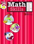 Flash Kids Harcourt Family Learning: Flash Kids Workbook: Grade 6 Math (2004, Paperback)