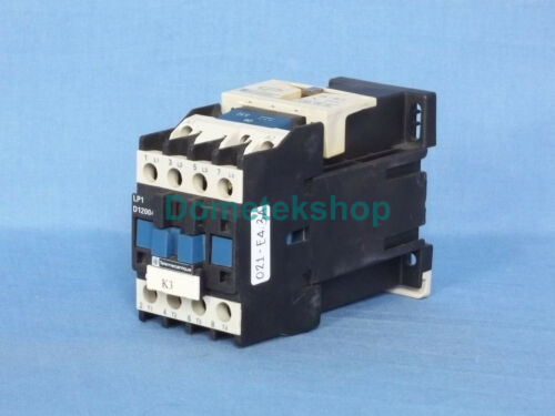 Telemecanique LP1 D12004 Contactor 24V
