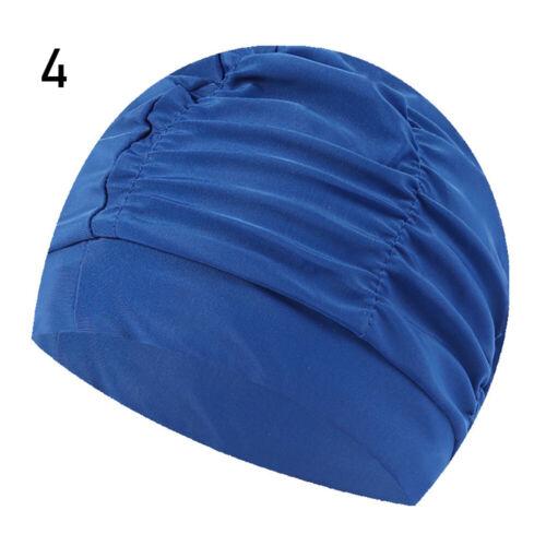 baignade chapeaux les cheveux longs de protéger élastique nylon turban piscine