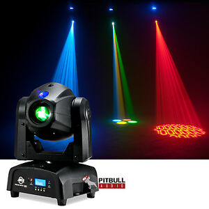 Adj American Dj Focus Spot One 35w Led Moving Rotating