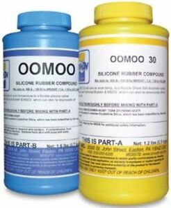 Smooth-On Silicone Mold Making Rubber OOMOO 30 by Smooth-On Inc. 82144