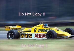 Slim Borgudd ATS HGS1 F1 Seaso...