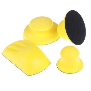 Abs Fibre Disc Backing Pad 125mm W// fibre Discs And Semi-Flexible Grinding discs