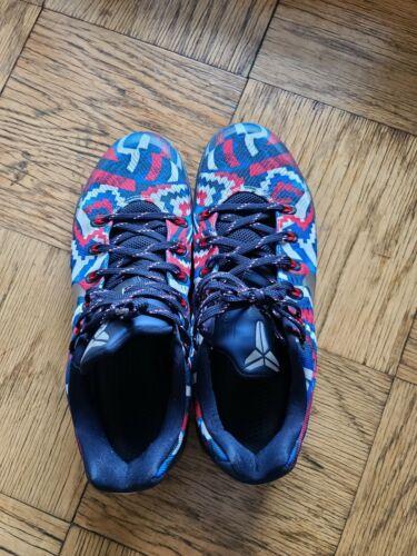 Kobe IX Independence Day 10.5 low Nike Kobe 9