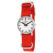 Mondaine Evo Stainless Steel Ladies Watch A658.30300.11SNC