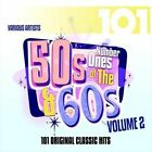 101: Number Ones of the 50s & 60s, Vol. 2 by Various Artists (CD, Apr-2016, 4 Discs, One Louder)