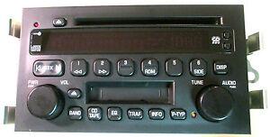 Delco-GM-Buick-LeSabre-AM-FM-CD-Cassette-03-04