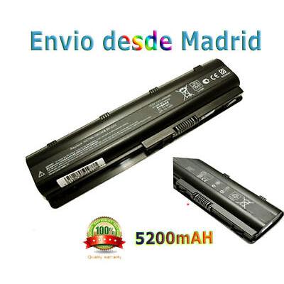 Batería Para Portátiles HP G62 series SPARE 593553-001 593554-001 MU06 NOTEBOOK