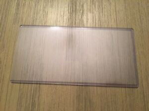 10-New-Top-Loader-Clear-Plastic-Holder-3-5-by-7-25-fits-tickets-bills-etc