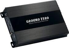 2 Kanal Endstufe Ground Zero GZIA 2235HPX Verstärker 2 Kanäle Ground Zero