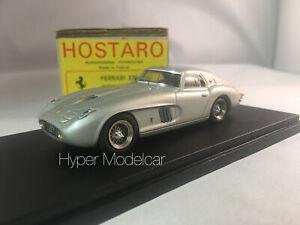 HOSTARO-1-43-FERRARI-375-MM-I-BERGMAN-1954-SILVER