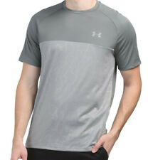 2XL Under Armour Qualifier Shortsleeve T-Shirt Homme Vert FR Taille Fabricant : XXL