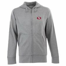 San Francisco 49ers NFL Football New Era Team Wear Full Zip Hoodie NEU Size XL