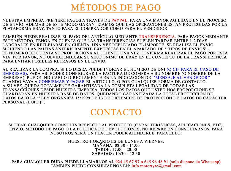 450A +D TAMAÑO 60AH FABRICADA TAB 2AÑOS GARANTIA COCHE BATERIA KLASS 52AH EN