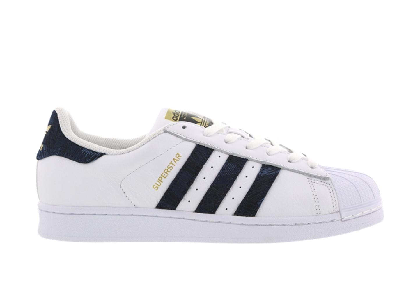 Herren Adidas Superstar weiße Sportschuhe Leder Sportschuhe weiße s76806 32e3c8
