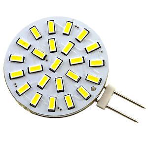 high power led smd g4 fassung 12v lampe licht spot strahler 2d kreisf rmig h11 ebay. Black Bedroom Furniture Sets. Home Design Ideas