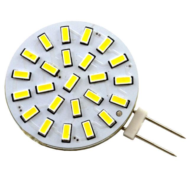High Power LED SMD G4 Fassung 12V Lampe Licht Spot Strahler 2D/Kreisförmig *H11