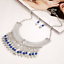Fashion-Women-Pendant-Crystal-Choker-Chunky-Statement-Chain-Bib-Necklace-Jewelry thumbnail 71