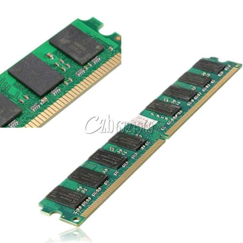 Memoria RAM 2GB DDR2 PC2-5300//U667MHZ DIMM Memoria 240-pin di memoria PC NUOVO
