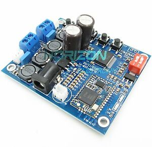 Digital-Audio-Bluetooth-CSR4-0-Recepteur-Amplificateur-Board-Module-TDA7492P-25W-25W