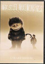 DVD ZONE 2--MAX ET LES MAXIMONSTRES--SPIKE JONZE