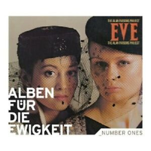 Alan-Parsons-Eve-album-per-l-039-eternita-CD-Classic-Rock-amp-Pop-Nuovo