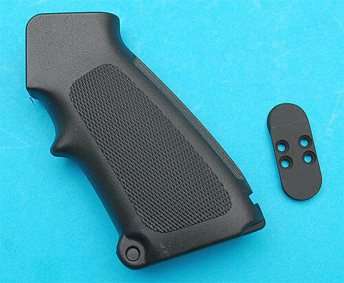 G&p Storm Grip for Systema PTW Airsoft (bk) Gp-sys15b