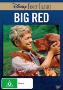 Big-Red-Family-Classics-NEW-DVD-dog-movie-REGION-4-AUSTRALIA