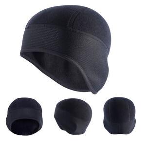 0bae885361f221 Men's Outdoor Beanie Hats Ear Warm Winter Thermal Fleece Cycling ...