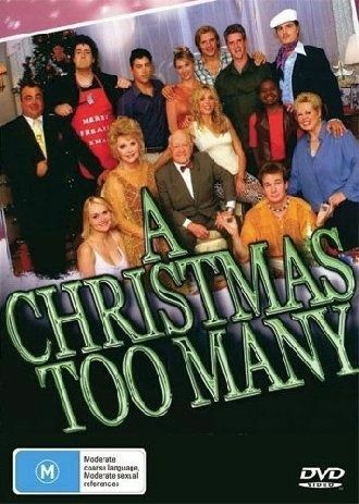 1 of 1 - A Christmas Too Many (DVD, Region 4) Mickey Rooney - Brand New, Sealed