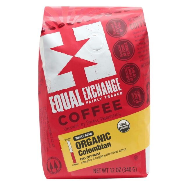 Equal Exchange - Colombian Bean Coffee
