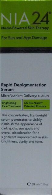 NIA 24 Rapid Exfoliating Serum - 30 ml / 1 oz