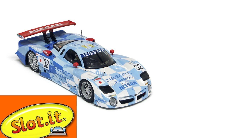 SLOT.IT NISSAN R390 GT1 Le Mans 1998 Nummer   N° 32 Neu 1 32 CA14b